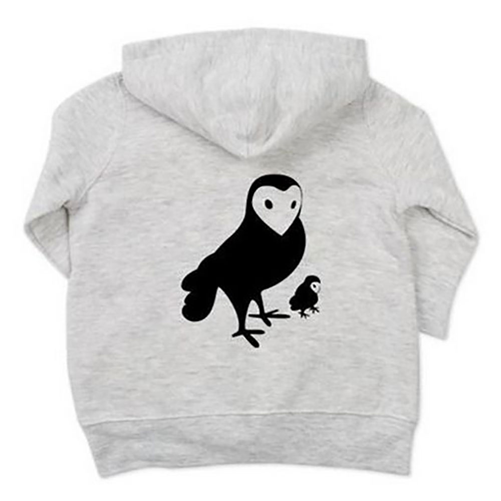 Owl Hoodie by Jill and Jack Kids