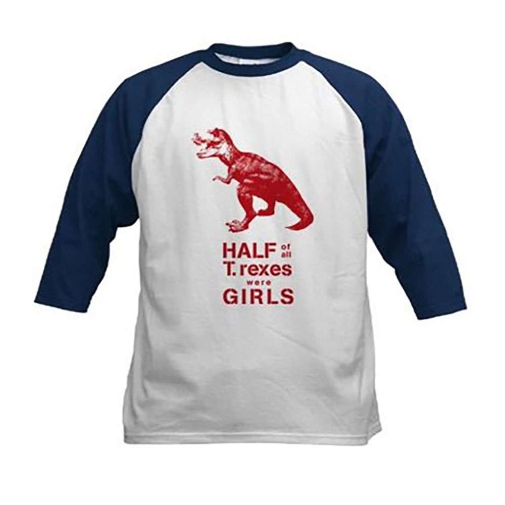 T. rex Jersey by Jill and Jack Kids