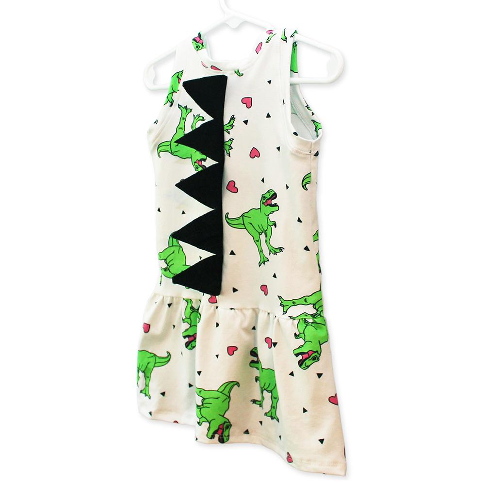 Must Love Dinosaurs Dress by Mitz Accessories