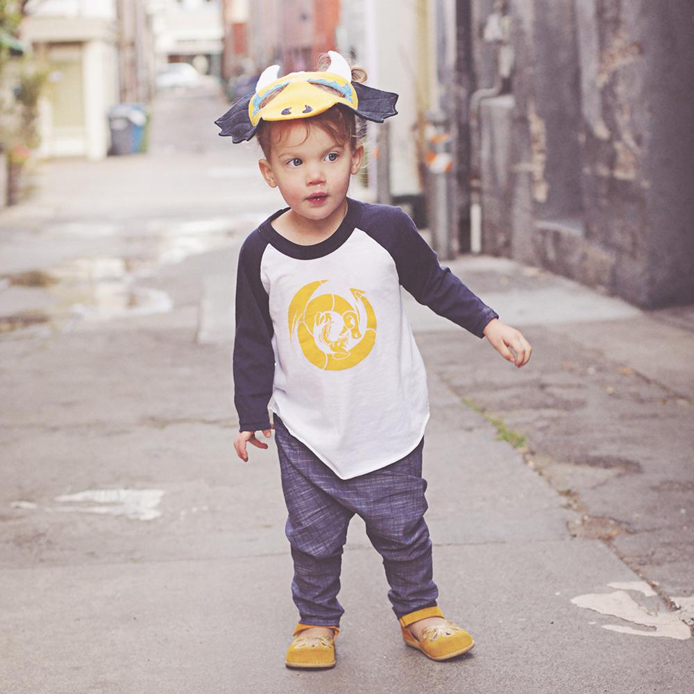 Golden Dragon by Quirkie Kids