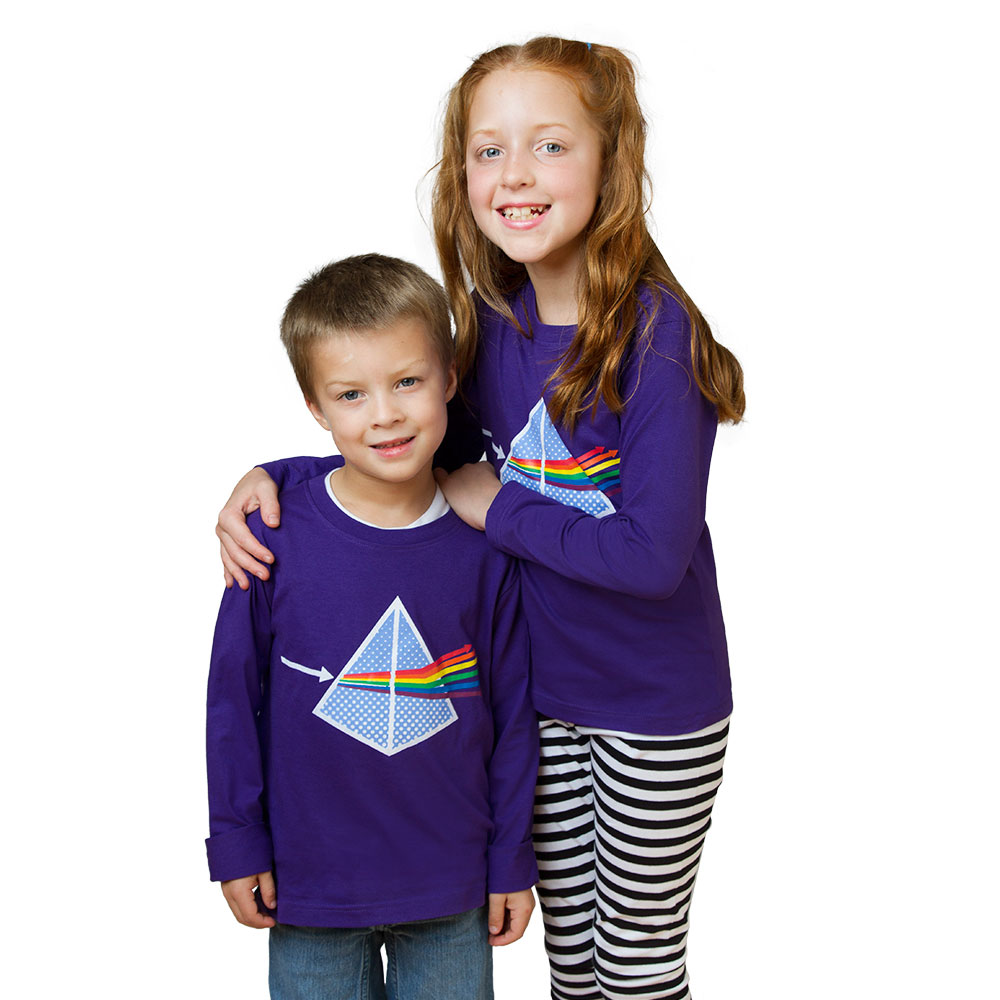 Prism Rainbow T-Shirt
