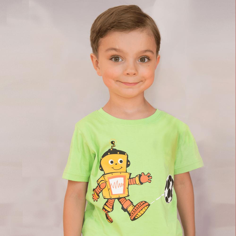 My Robot Friend T-Shirt