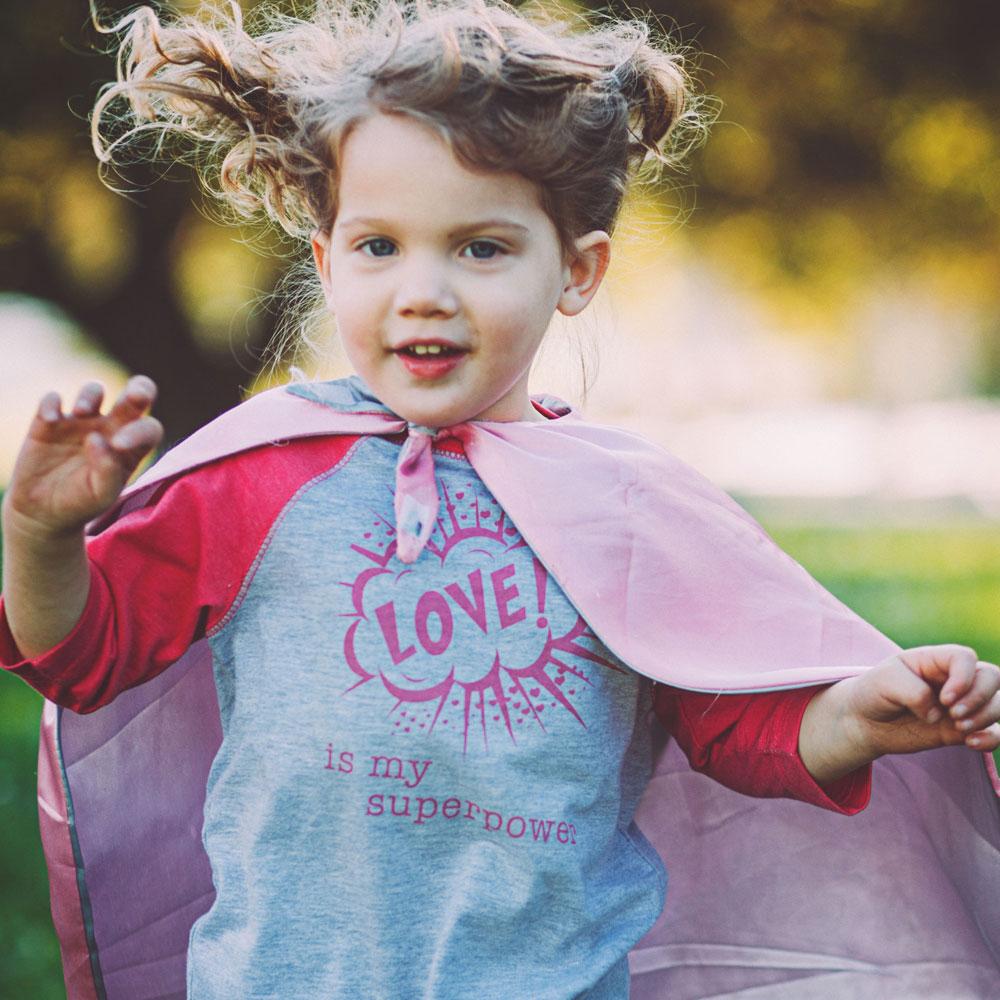 Love Is My Superpower