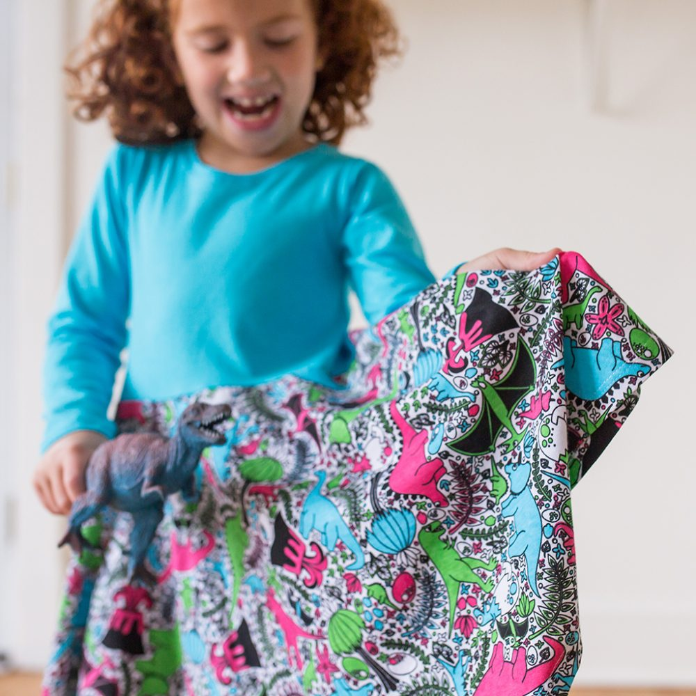 """She-Rex"" Dinosaurs Play Dress"