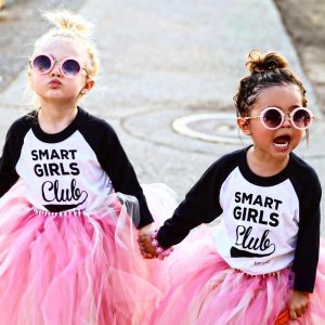 """Smart Girls Club"" by Free To Be Kids"