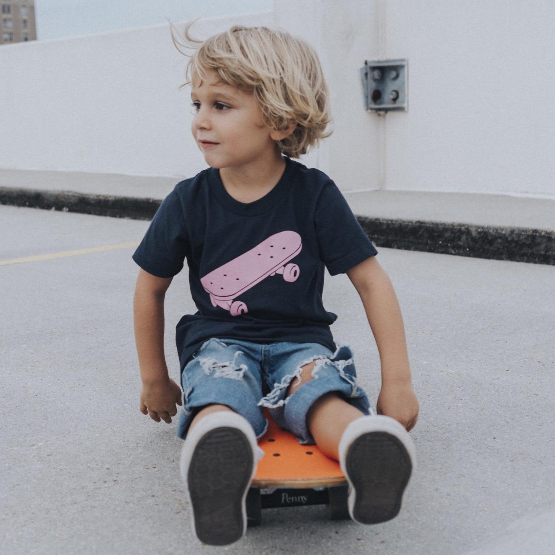 Skateboard by Quirkie Kids