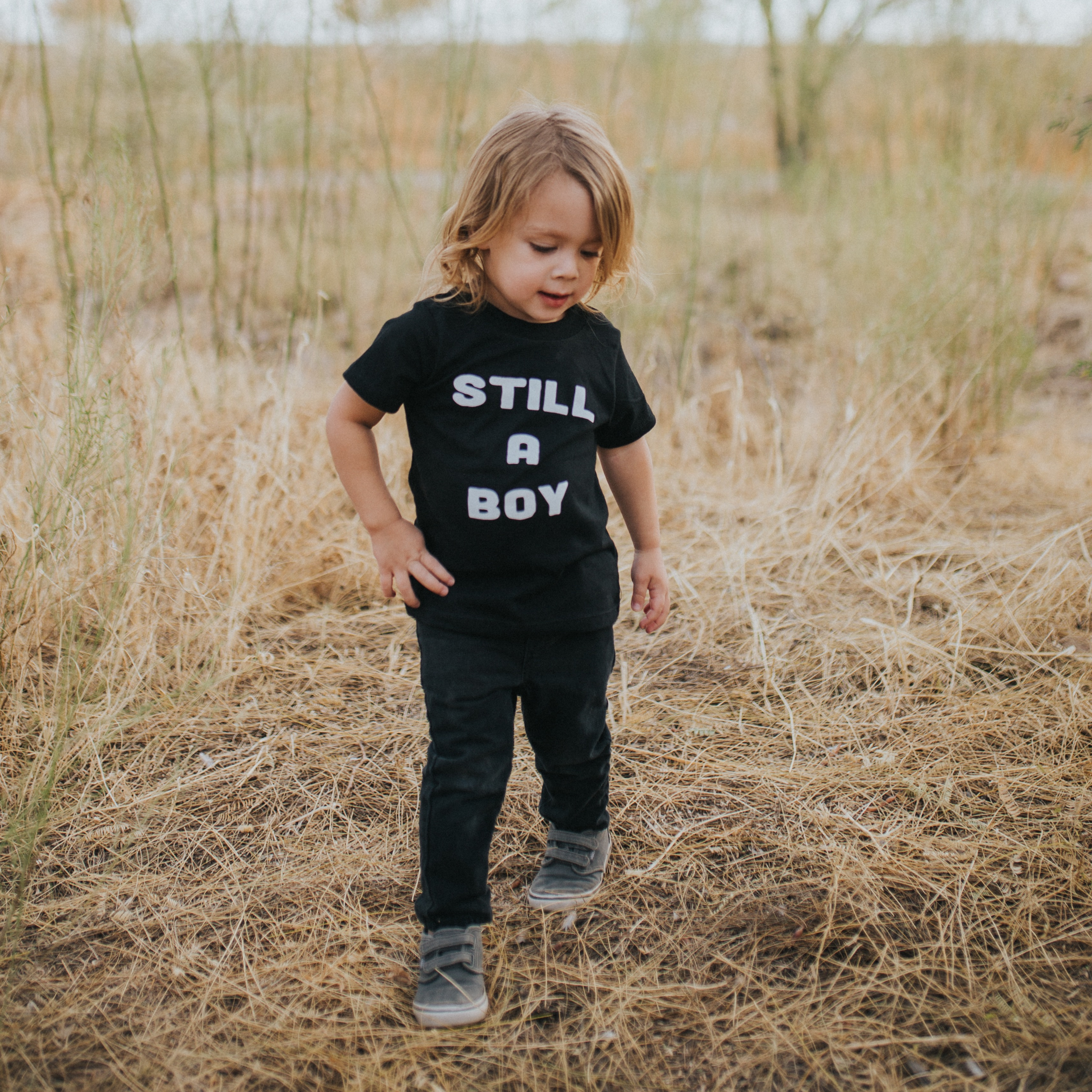 Still A Boy by Quirkie Kids