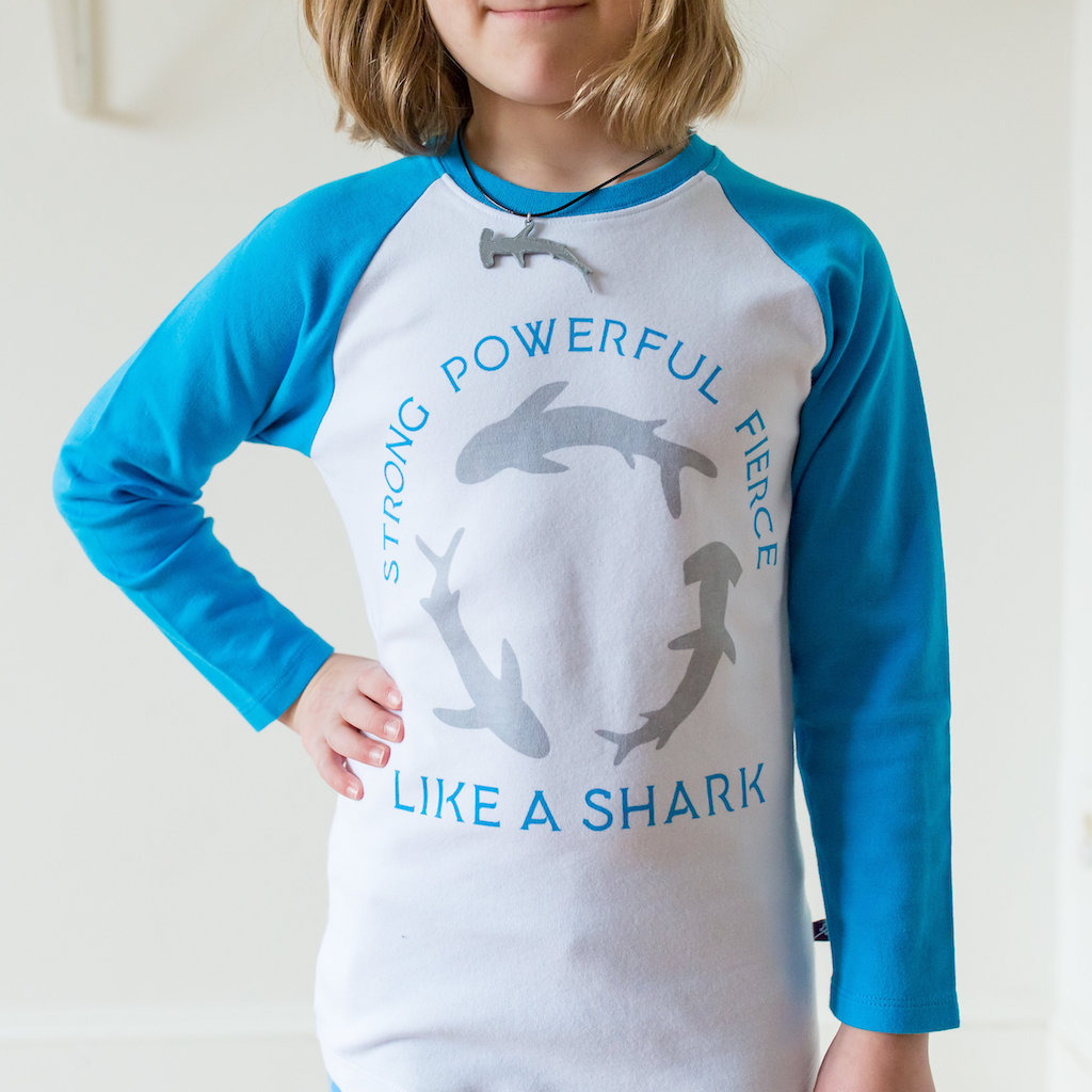 Sharks Shirt and Leggings