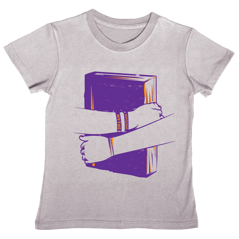 Book Hugger (adult sizes!)
