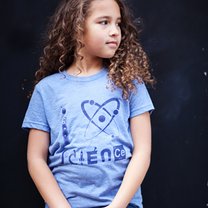 I Heart Science by Clever Belle