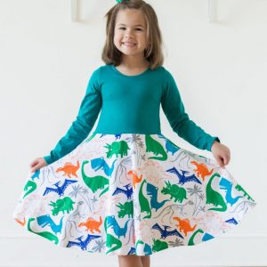 The Dinosaurs Collection from Princess Awesome