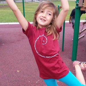 Spiral Tee by Jill and Jack Kids