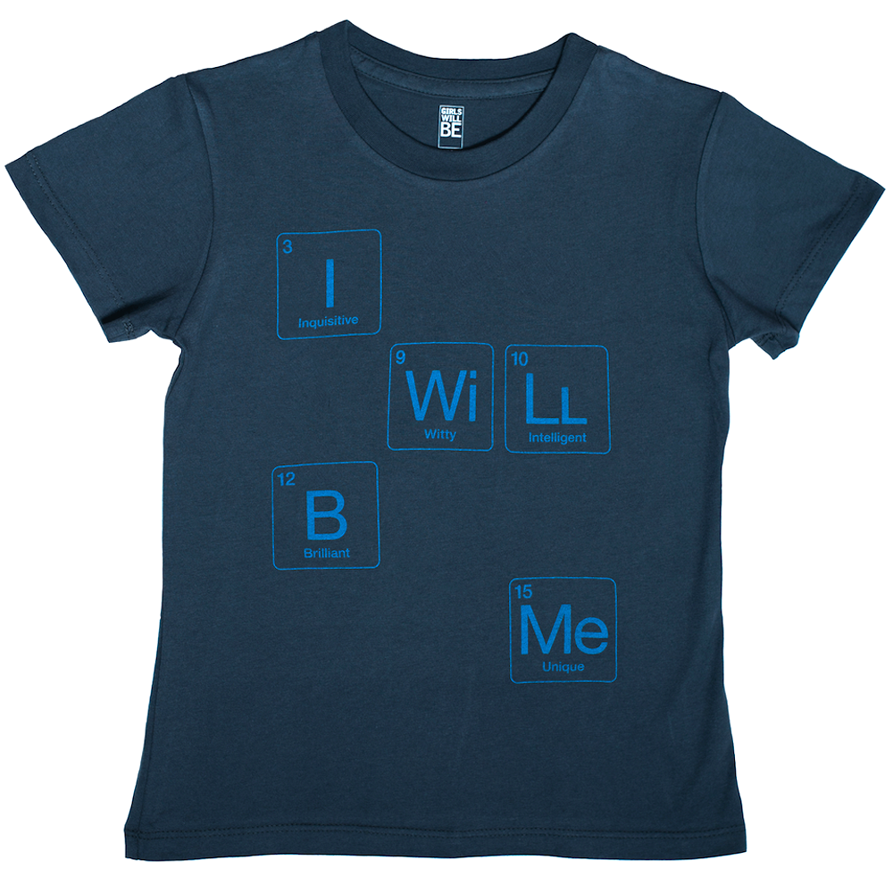 The Chemistry of Me (adult sizes!)