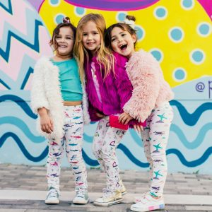 Smarty Girl Leggings